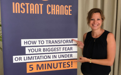 How I transformed my life in just a few minutes